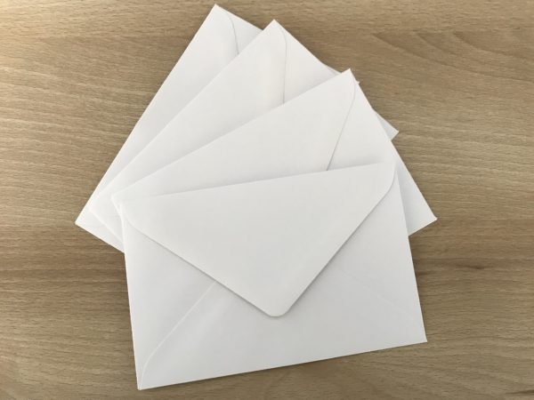 enveloppe 110x220 pour carte de visite grand format ou carte de remerciement décès et carte de correspondance pas chère et personnalisée, carte de visite express, votre imprimeur en ligne pas cher et rapide