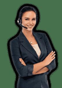 standardiste carte de visite express, carte pas cher et personnalisée en ligne