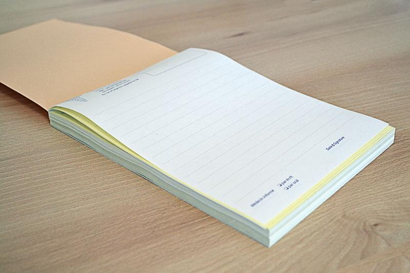 carnet de devis personnalisée format A5 pas cher, livraison gratuite carnet de devis personnalisé pas cher